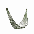 Indoor and outdoor hammock nylon rope reticularis single hammock overstretches nylon rope net bag hammock lashing(China (Mainland))