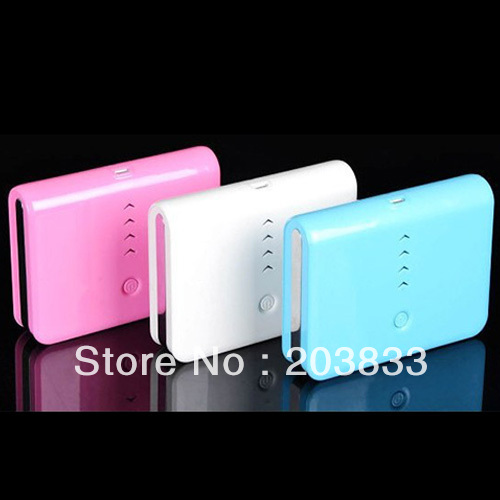 2 Usb Port 20000mAh Power Bank portable charger External Battery with 4 entertaining diversions(China (Mainland))