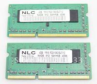 Promotion  Laptop RAM Memory DDR3 8GB Kit ( 4X 2 PCS)1333MHZ SO-Dimm 204 pins + Free shipping