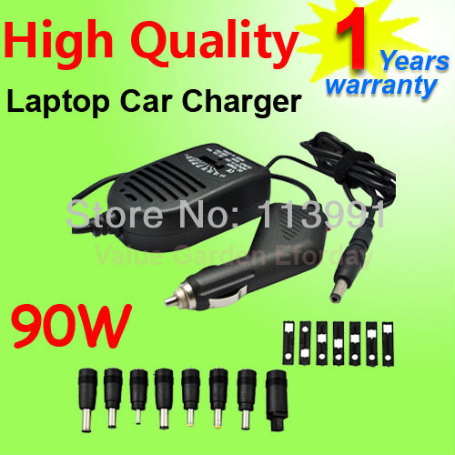 "laptops car adapter for dell inspiron N5110 14R 15R notebook 14"" quad-core intel i3 universal dc adapter(China (Mainland))"