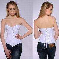 Big white wedding dress underwear plus size basic shapewear shaper  free shipping