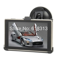 "5.0"" Resistive Touch Screen Win CE 6.0 GPS Navigator w/ Brazil + Argentina Map (4GB)"