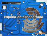 High frequency pcb with blue solder mask(China (Mainland))