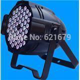 Professional stage LED Par Light 54pcs 3W RGBW NO-Waterproof  LED wash Lighting