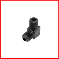 "90 Degree Equal Male Elbow Adapter 1/8"" for Air Compressor"