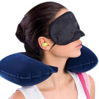 Triratna inflatable pillow travel pillow blindages heatshrinked neck pillow