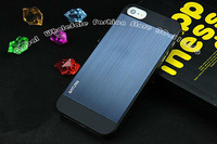20pc/Lots DHL Free Newest!!! SGP Saturn Aluminium Back case for iphone 5 5G, Stongest Protection Perfect Fit