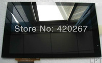 free shipping Brand New Replacement 10.1'' inch LCD  screen+ display screen for Asus EeePad Transformer TF300T TF300