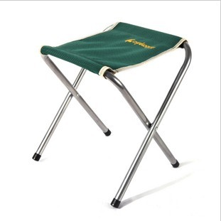 Thickening fork stool twinset outdoor folding portable fishing chair fishing stool portable folding chair folding stool(China (Mainland))