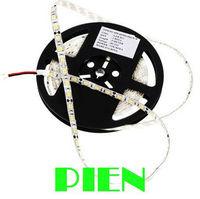 5M RGB LED Strip 5050 luminaria fita de tape Waterproof garlands 12V warm white blue green Free shipping 5m/lot