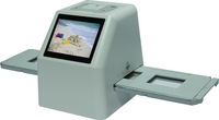 "Free shipping New Design Digital 110/135 film scanner Photo Scanner with 2.36"" TFT screen"