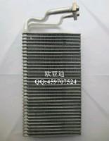 Heavy truck evaporator core automotive air conditioning evaporator aluminum evaporation tank