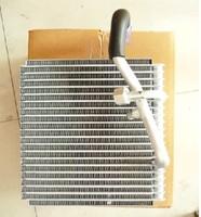 Isuzu heavy truck auto air conditioning evaporator evaporation tank evaporator core heat-dispersing net aluminum