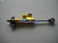 CNC Steering Damper Stabilizer For Suzuki GSXR GSR 600 750 K2 K4 K6 K8 1300 GSXR 1000 K1 K3 K5 K7 K9 SV 650/S Gold