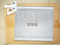 Evaporator core automotive air conditioning evaporation tank aluminum