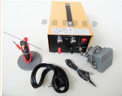 Jewelry precision Pulse spot welding the Butt Welder welding ring machine 220V(China (Mainland))