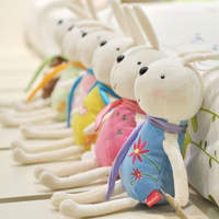 Plush rabbit plush toy small gift Small doll dolls small doll gift