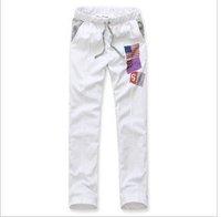 Hot sell. printing comfortable sport trousers leisure male trousers  men's Sports long Ku Zinan.wholesale