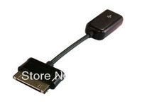 GT-005-BK USB Kit OTG Cable for Samsung Galaxy Tab 10 1 P7500 P7510 8 9 P7300 P7310 Black