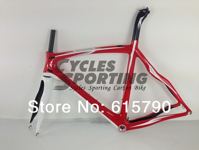 2013 hot carbon tt frame tt carbon frame(China (Mainland))