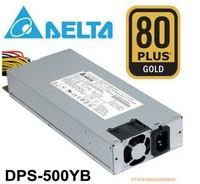 High-efficiency saved energy 1U PSU 500W industrial Power Supply with dual 8Pin good for 1U dual cpu server,Intel S2600