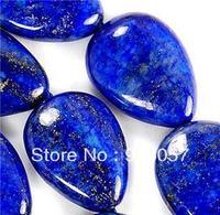 Natural teardrop 13x18mm Egyptian Lapis Lazuli   Bead 15'' AAAFashion jewelry