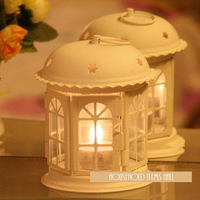 Cheap Candlestick  mousse windproof lantern decoration props Celebration decorative lights