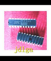 macro crystal single chip STC11F04E-35I-PDIP20 DIP DIP-20 brand new original authentic