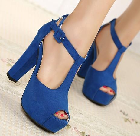 Programa de proteccion de princesas 2013-summer-womans-vintage-t-strap-sandals-font-b-royal-b-font-font-b-blue-b