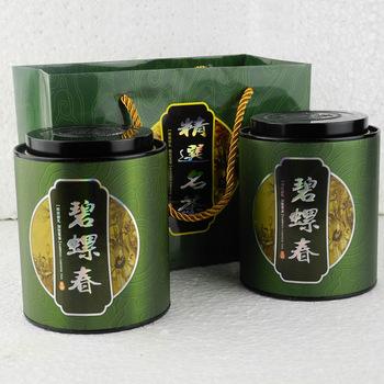 2013 premium green tea biluochun 500g gift box set