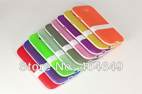 10pcs/lot New TPU Cover Case with Kick-Stand Soft Gel Back Cover Case For Samsung Galaxy Grand DUOS i9082 + shipping