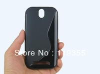 freeshipping High Quality Protection soft back Case Cover skin For HTC one sv