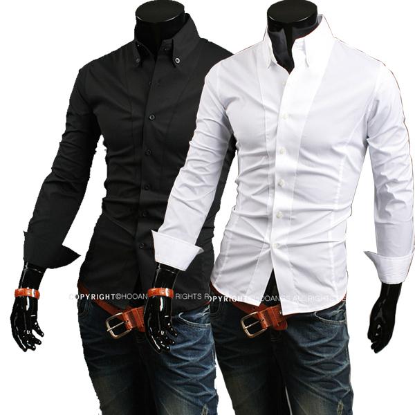 Slim Fit Dress Shirts