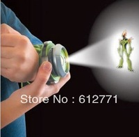 the earth 's defenders, BEN 10 watch teenage hacker the projection watch toys