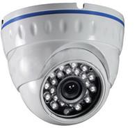 "HOT!Vandal-proof DOME IR 20M CAMERA Color 1/3""COMS 600TVL CCTV CAMERA,"