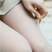 8 small mesh stockings mesh small mesh pantyhose ultra-thin female the tiptoe transparent