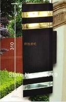 Energy-saving outdoor wall minimalist fashion outdoor wall lamp waterproof light, but so light BS / 2