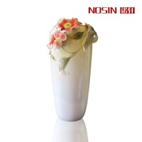 Chinkapin flower vase modern fashion ceramic flower decoration vase modern brief