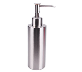 HOTTING Fashion thickening stainless steel bottle hand sanitizer bottle milk bottles bathroom supplies