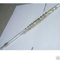 new 16 holes flute golden closed beautiful shape +E key