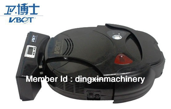 The smarter robotic vacuum cleaner