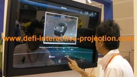 """4 real points 32""""   IR multi Touch Screen / Infrared  touch frame"""