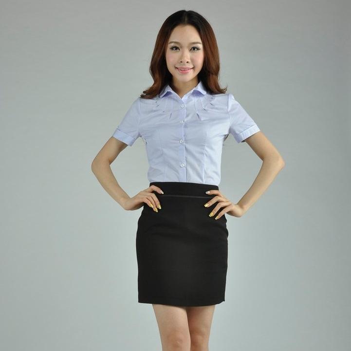 new 2015 summer formal work wear skirt suits for women