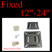 Plasma VESA Bracket LCD LED TV Wall Mount12 14 16 17 18 19 20  22 24''   free shipping