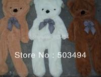 3 colors Empty 100cm 39.4inch teddy bear toys skin Stuffed Animals & Plush Toys Free shipping