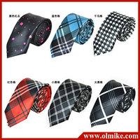 2013 New Arrival Men's plaid tie !Top Quality ! Men's Fashion leisure or business Grids Ties C404