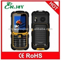 Out door rugged mobile phone Hot selling Big button Loud volume Unlocked Mobile phone with IP67