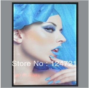 New Aluminum Advertising Light Box, LED Light Box(China (Mainland))