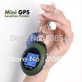 DHL Promotion  Mini GPS/Portable personal GPS/Mini GPS Tracker for Wild Explorers Camping /Hiking/Climbing Wholesale 10pcs/lot