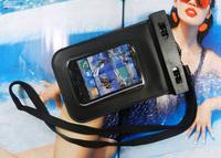 Free shipping phone Waterproof bag watertight swimming phone bag camera waterproof case
